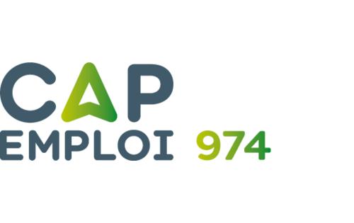 Logo Cap emploi 974 La Réunion, Saint-Paul (Réseau Cap emploi)